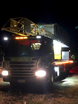 Under Bridge Maintenance Units Hire | Gold Coast | Down Under Bridge Units